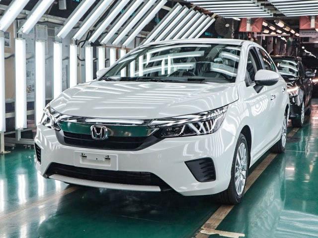 Honda City đánh dấu cột mốc thứ 100.000 xe sản xuất tại thị trường Việt Nam