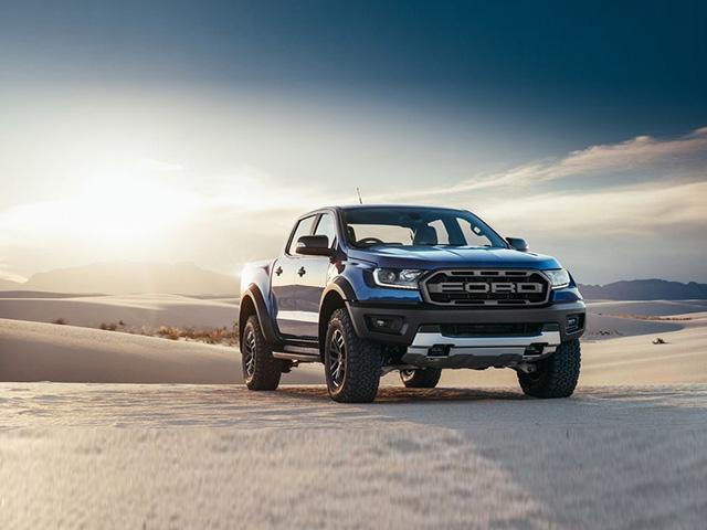 Giá xe Ford Ranger Raptor lăn bánh tháng 1/2021