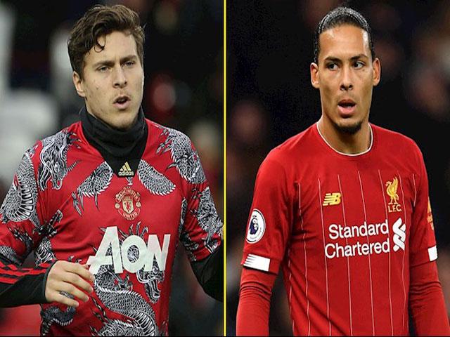 """Sửng sốt MU từng từ chối Van Dijk mua Lindelof, Mourinho báo hại """"Quỷ đỏ"""""""