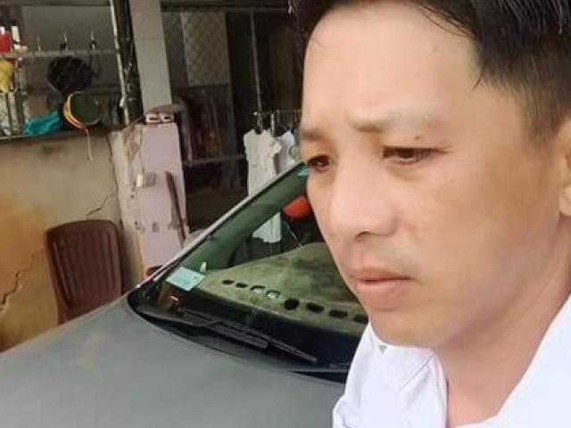 Truy tìm tài xế taxi tên Can đâm chết người
