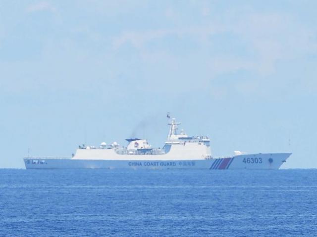 Philippines phản ứng sau khi TQ cho phép hải cảnh nổ súng vào tàu nước ngoài ở Biển Đông