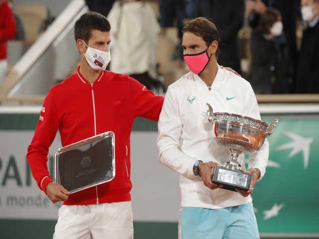 Djokovic ôm mộng đòi nợ Nadal: Vẫn cay vì thua set trắng Pháp mở rộng