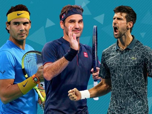 Federer, Nadal và Djokovic thay nhau thống trị: Điều gì tạo nên sự phi thường?
