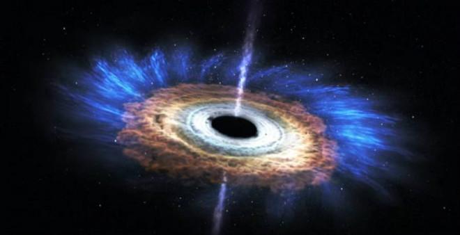 """Phát hiện điều kinh khủng làm chết lỗ đen """"quái vật"""" gần Trái Đất"""