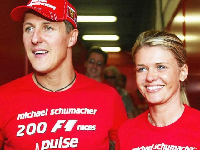 Những cảnh quay chưa từng thấy của Michael Schumacher sắp công khai