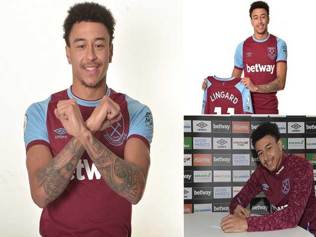 """""""Người ngoài hành lang"""" Lingard mơ tỏa sáng ở West Ham, vượt MU vào top 4"""