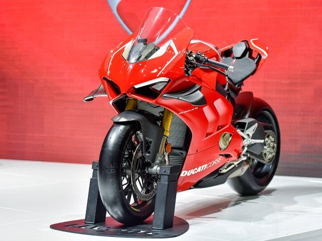 Bảng giá môtô Ducati mới nhất trong tháng 2/2021