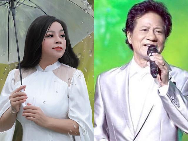 NSƯT Tố Nga phát hành album Bolero, bất ngờ song ca cùng Chế Linh và NSƯT Thu Hiền