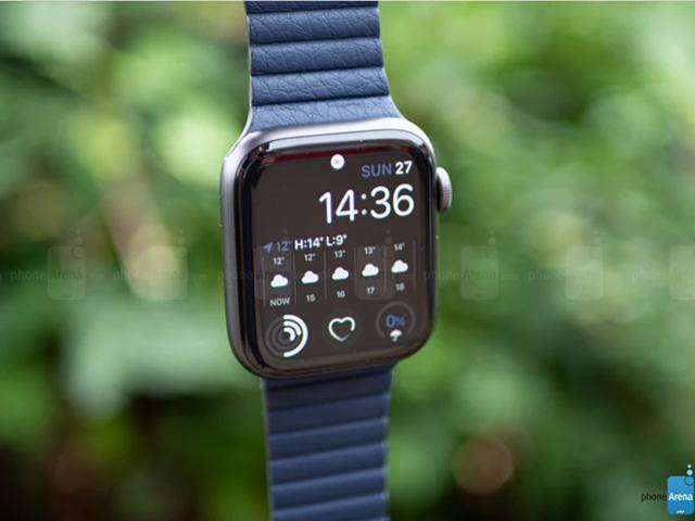 """Apple Watch Series 7 sẽ có pin """"trâu"""" hơn?"""