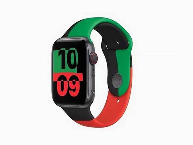 Apple Watch Series 6 có thêm phiên bản hạn chế cực lạ mắt