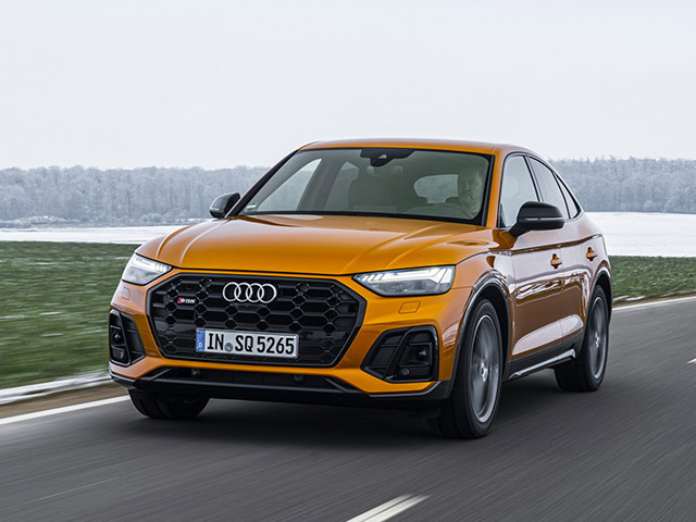 Audi Q5 Sportback chính thức ra mắt tại châu Âu