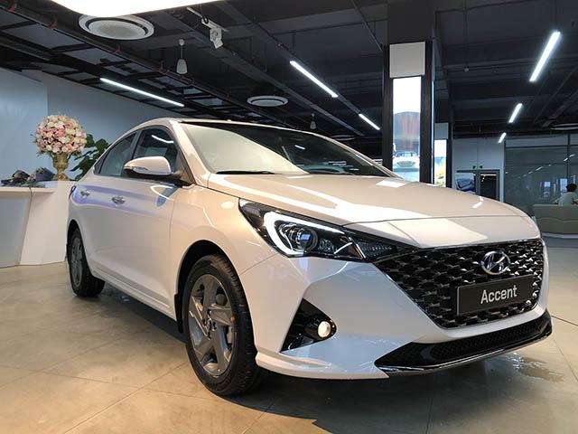 Giá xe Hyundai Accent lăn bánh tháng 02/2021