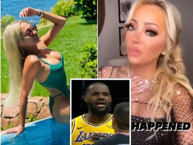 """""""Người khổng lồ"""" NBA cãi nhau với mỹ nữ: Tỷ phú USD đứng trước án phạt"""