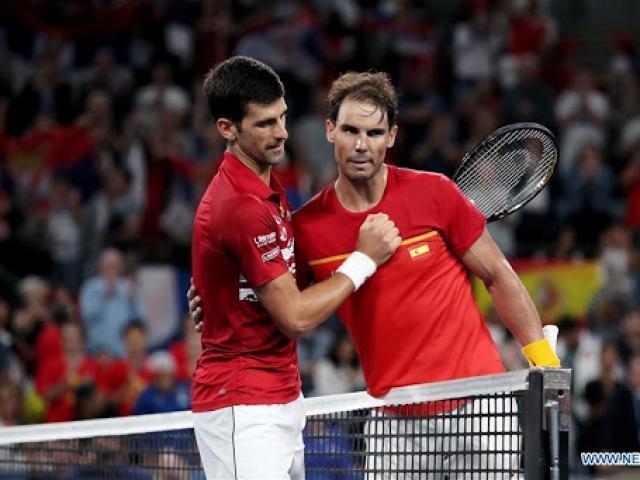 ATP Cup nhận 2 cú sốc vì Covid-19: Djokovic hụt đấu Zverev, Nadal bỏ cuộc