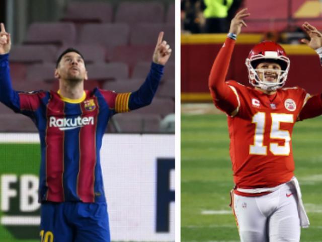 Sửng sốt Messi vượt sao 500 triệu đô, thành cầu thủ đắt nhất hành tinh