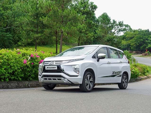 Giá xe Mitsubishi Xpander lăn bánh tháng 02/2021