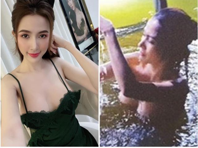 Hoa hậu quê Tiền Giang có vòng 3 một mét trầy trật đóng cảnh nóng táo bạo, khỏa thân 100%