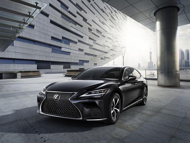 Lexus LS500 2021 ra mắt tại Việt Nam, giá bán từ 7,2 tỷ đồng