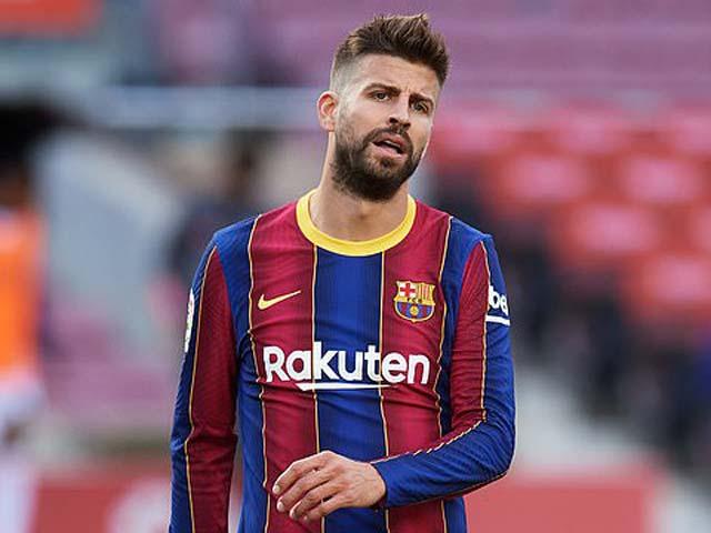 Pique lại châm chọc, tố 85% trọng tài Tây Ban Nha thiên vị Real Madrid