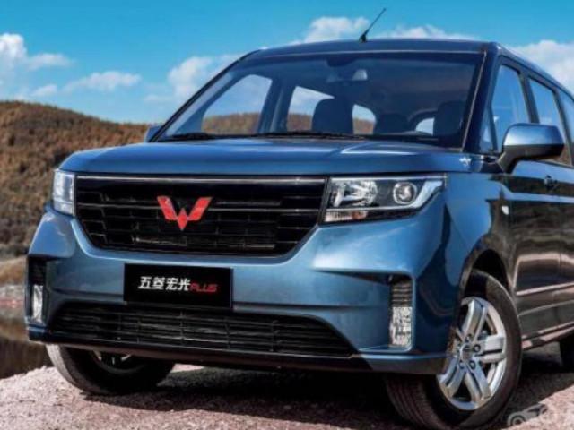 Ô tô Trung Quốc Wuling Hongguang là xe MPV bán chạy nhất thế giới