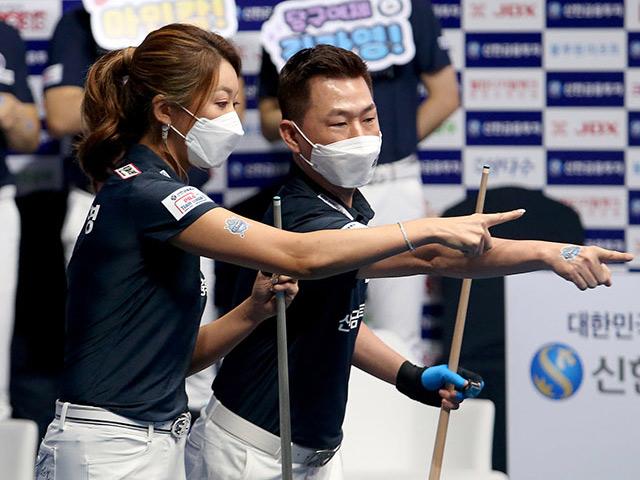 Mã Minh Cẩm nếm vị đắng ở giải bi-a đồng đội thế giới