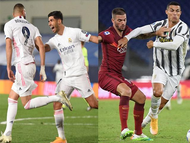 """Soi trận hot hôm nay: Real Madrid """"dễ thở"""", Juventus mơ đánh chiếm top 3"""
