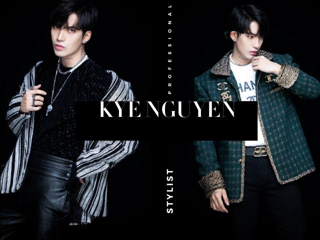 """Kye Nguyễn: """"Stylist là nghề sẵn sàng cúi xuống thắt dây giày, chỉnh váy"""""""
