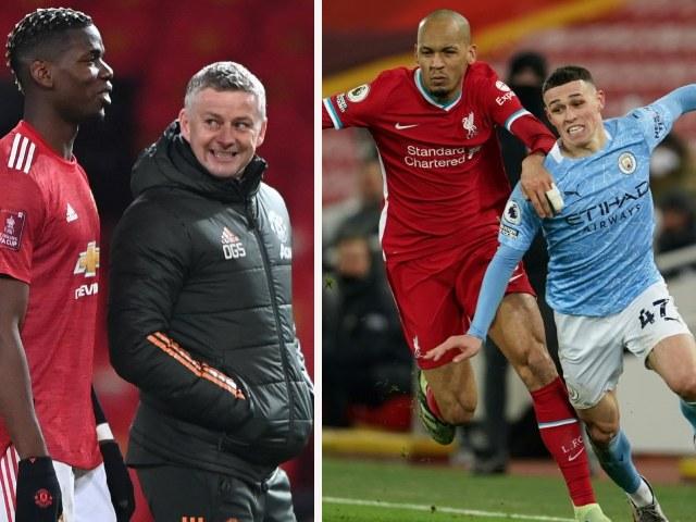 """Gay cấn đua vô địch NHA: MU """"cắt đuôi"""" Liverpool, vượt Man City lên số 1 khi nào?"""