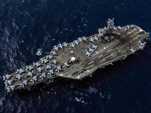 Phản ứng của TQ sau khi chính quyền ông Biden điều 2 tàu sân bay đến Biển Đông tập trận