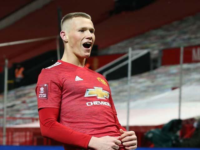 McTominay đưa MU vào tứ kết FA Cup: Solskjaer tính đẩy lên đá tiền đạo?