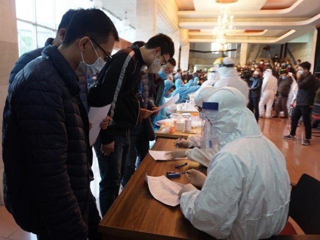 Kết quả xét nghiệm SARS-CoV-2 của 500 nhân viên Sân bay Nội Bài
