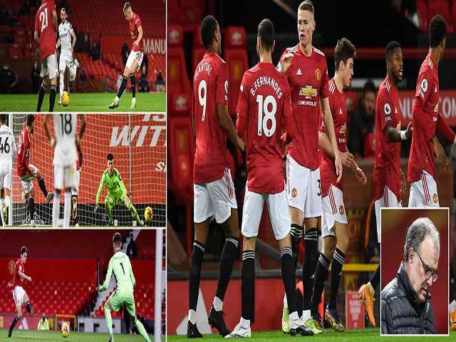 """Triệu fan MU tự hào: """"Quỷ đỏ"""" siêu tấn công 79 bàn, Liverpool - Barca kính nể"""