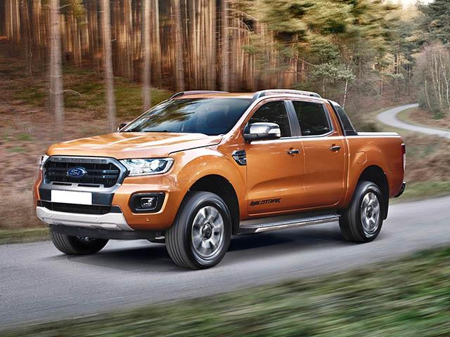 Giá xe Ford Ranger lăn bánh tháng 2/2021