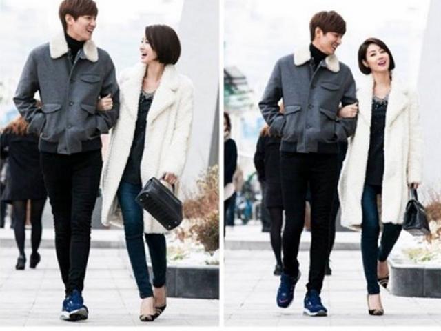 """Ảnh """"Lee Min Ho hẹn hò nữ diễn viên hơn 21 tuổi"""" khiến dân mạng """"nổ tung"""""""