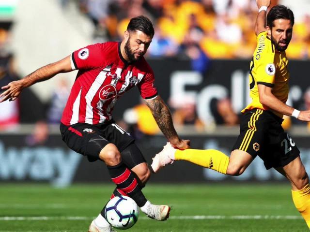Trực tiếp bóng đá Southampton - Wolves: Thế trận chặt chẽ