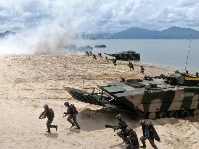 Trung Quốc có chiến thuật tấn công khiến Đài Loan trở tay không kịp?