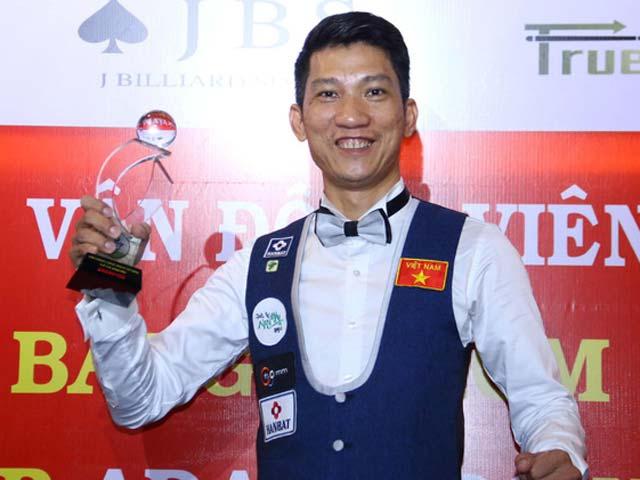 """Billiards Việt Nam muốn """"xưng bá"""" tại SEA Games 31"""