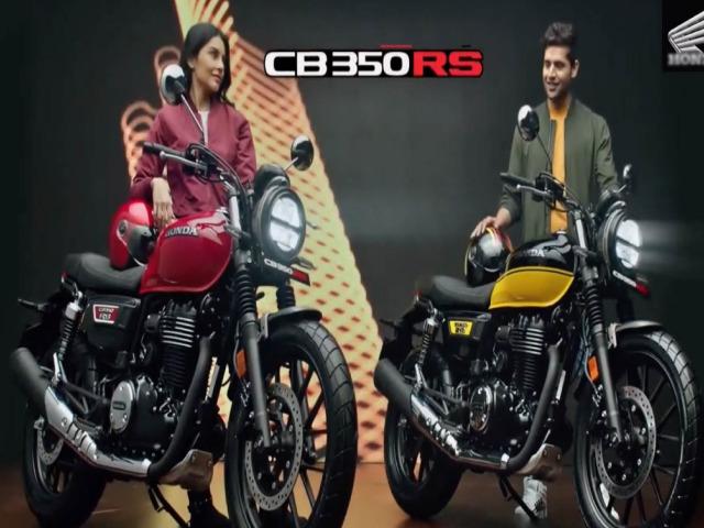 Xế nổ Honda CB350RS mới ra mắt, thể thao hơn, giá 62,5 triệu đồng