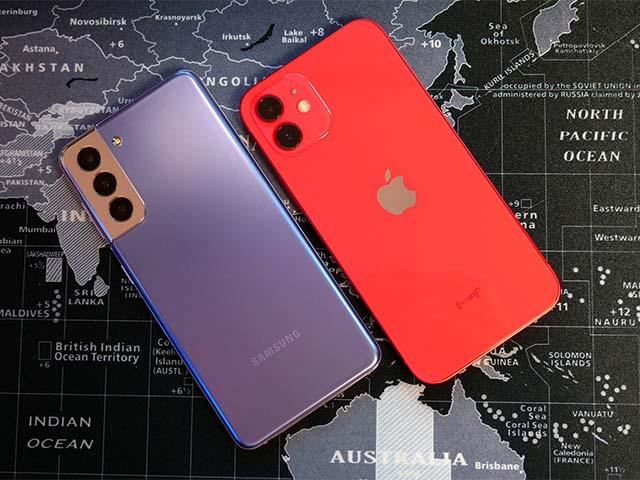 iPhone 13 sẽ có màn hình với tốc độ làm mới nhanh hơn Galaxy S21?