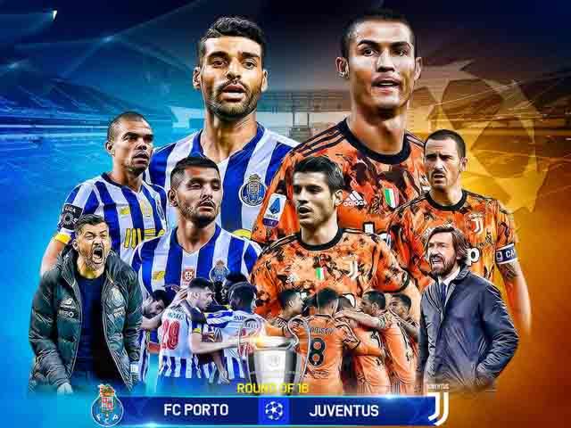 Trực tiếp bóng đá Porto - Juventus: Tranh cãi tình huống cuối (Hết giờ)