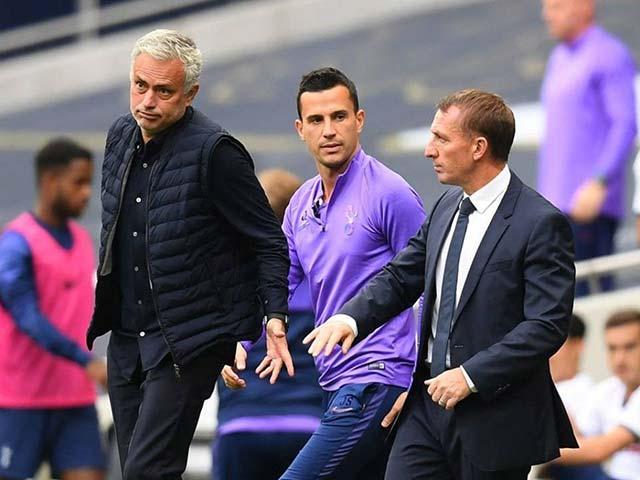Tin bóng đá mới nhất trưa 17/2: Tottenham chú ý tới HLV Brendan Rodgers
