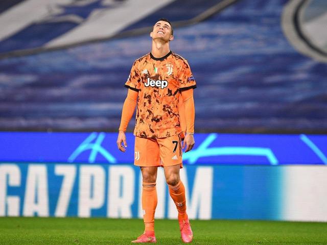 Ronaldo bất lực, Juventus thua trận: Phát cáu với đồng đội, mất oan phạt đền?