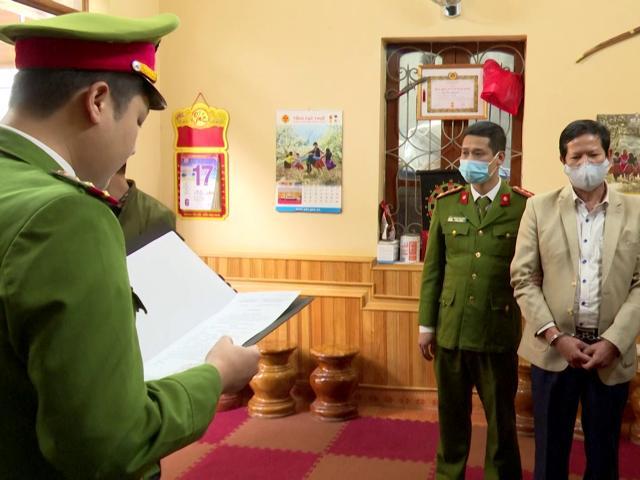 Bắt cựu Phó Giám đốc Sở Y tế tỉnh Sơn La và 2 thuộc cấp