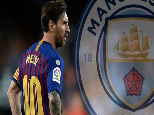 Tin mới nhất Man City dụ Messi lương 430 triệu bảng: Ngã ngửa sự thật