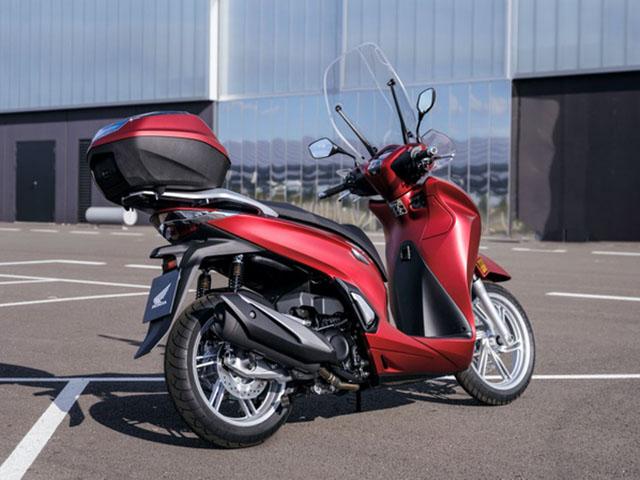 """Honda SH """"mới tinh"""" và loạt xe máy đáng mong đợi ra mắt năm 2021"""
