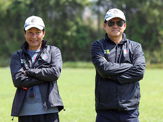 Có đúng chuyên gia Nhật Bản thay HLV Vũ Tiến Thành ở Sài Gòn FC?
