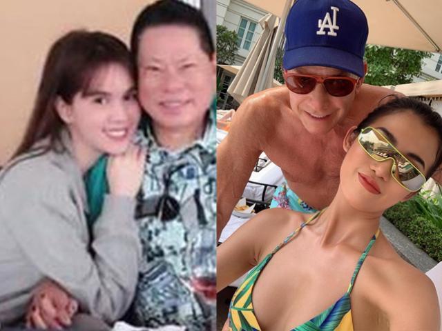 3 chuyện tình 72 - 27 gây sốc: Hot girl được báo Trung khen lấn át Ngọc Trinh và tình cũ tỷ phú!