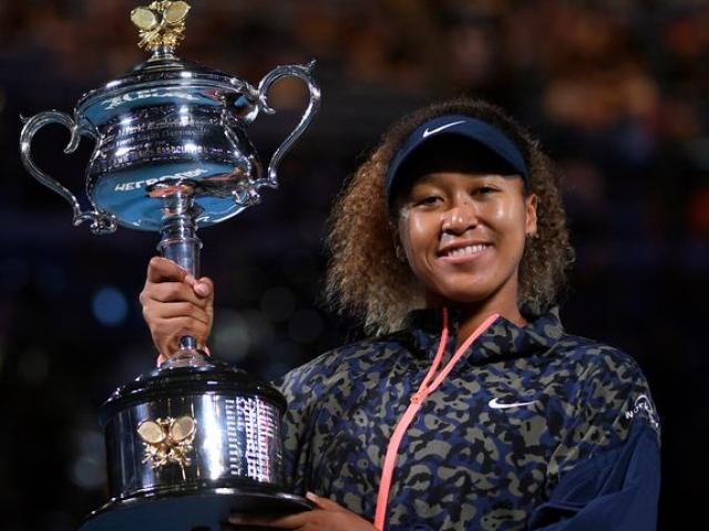 Osaka won the Australian Open quickly, setting up a series of remarkable milestones