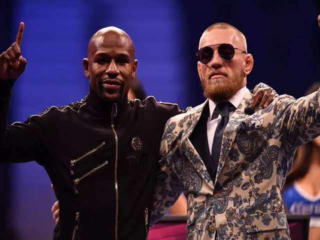 The hottest sport on the evening of February 20: Conor McGregor was