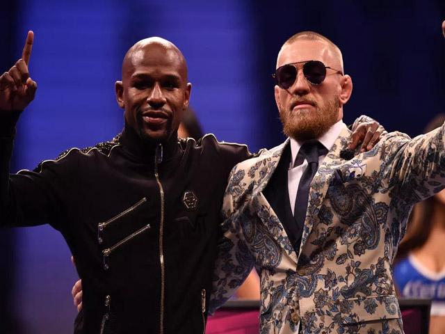 """Nóng nhất thể thao tối 20/2: Conor McGregor lại """"cà khịa"""" Mayweather"""